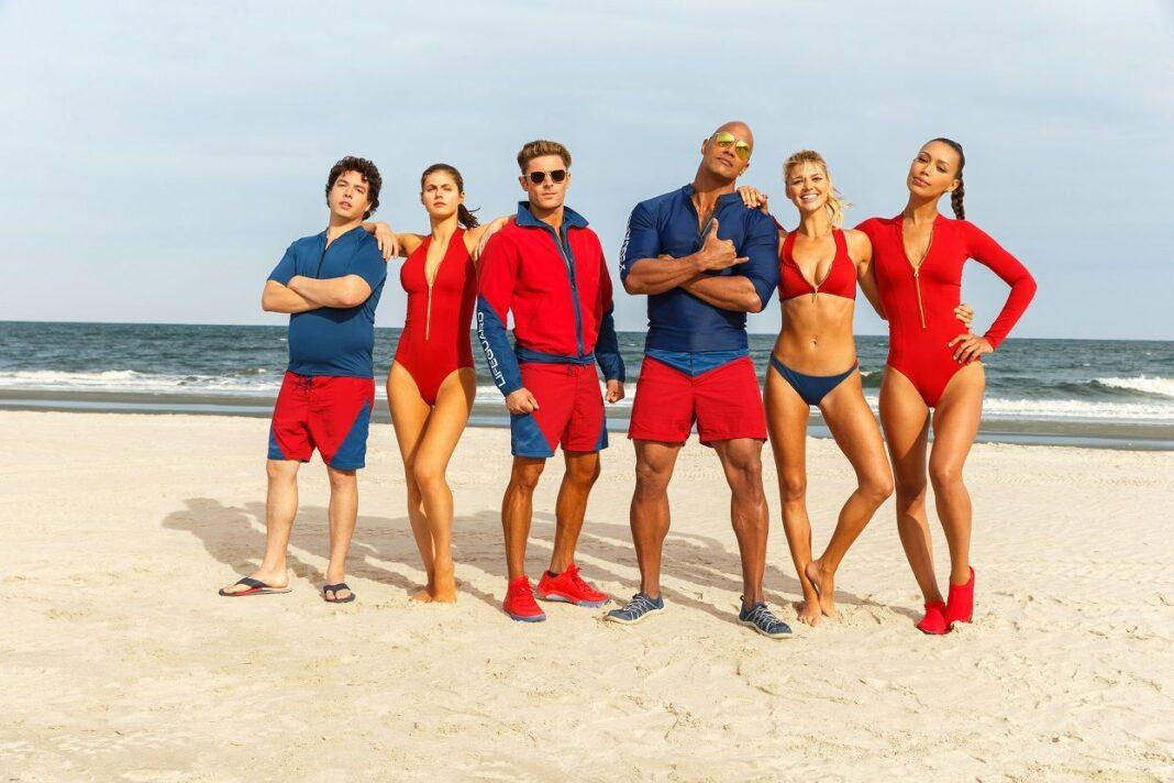 Los vigilantes de la playa