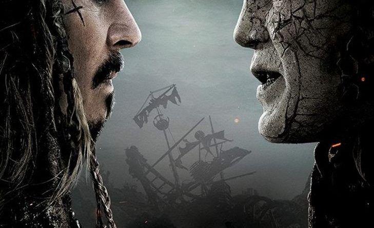 Piratas del Caribe. Venganza Salazar