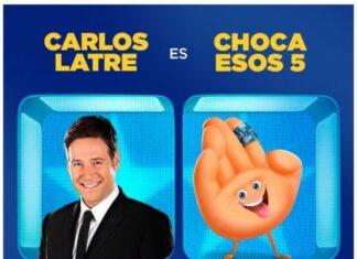 Carlos Latre Emoji