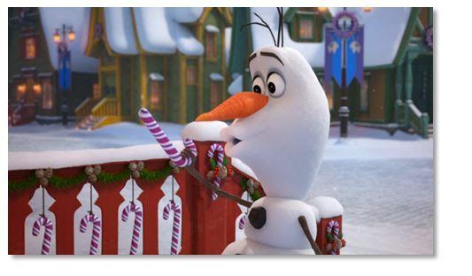 Aventura de Olaf