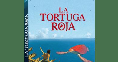Tortuga Roja en DVD