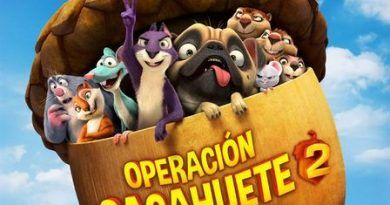 cartel de Operación Cacahuete 2