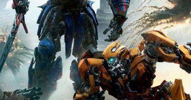 trailer de Transformers 5