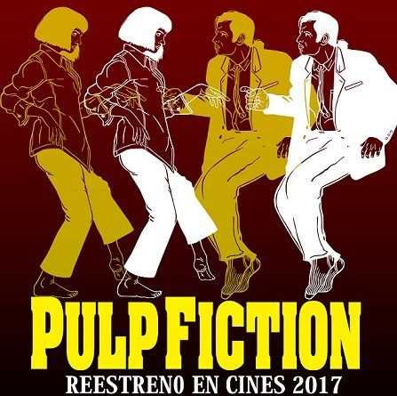 Reestreno de Pulp Fiction