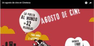 Cineteca Agosto 2017