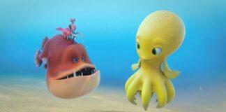 Trailer de Deep