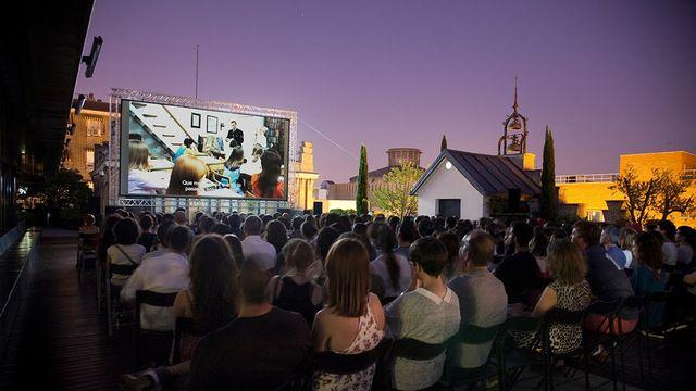 Disfruta del cine en la terraza magn tica julio 2017 la for Cine las terrazas