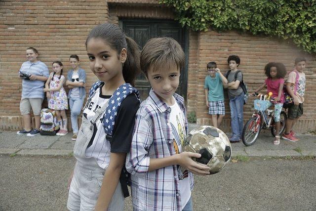 La película Los Futbolísimos