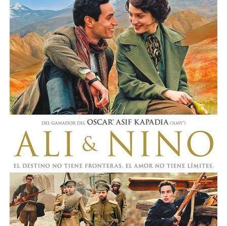 Crítica de la película Ali & Nino dirigida por Asif Kapadia
