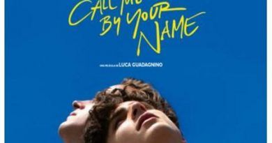 Tráiler de Call Me by Your Name