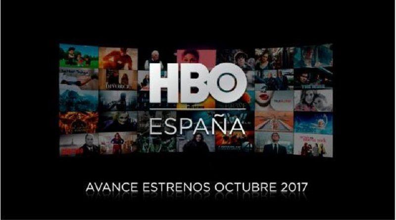 HBO España Octubre 2017