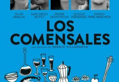 Crítica de la película Los comensales dirigida por Sergio Villanueva