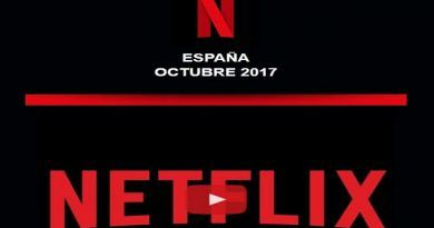 Netflix Octubre 2017