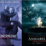 Recaudación internacional en taquilla del 25 al 27 de Agosto: El Otro Guardaespaldas y Annabelle: Creation