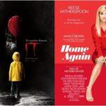 Recaudación internacional en taquilla del 8 al 10 de Septiembre: It e Home Again