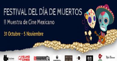 Festival del Día de los Muertos 2017