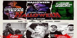 Sunset Cinemas Halloween