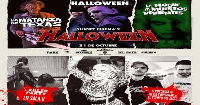Sunset Cinemas Halloween