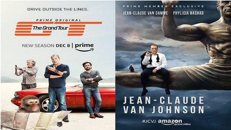 Amazon Prime Vídeo Diciembre 2017