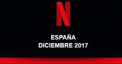 Netflix Diciembre 2017