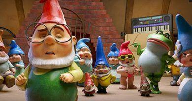 Película Sherlock Gnomes