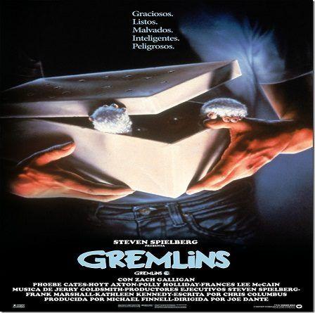 Película Gremlins