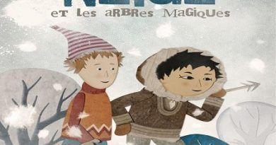 Nieve y los Arboles mágicos