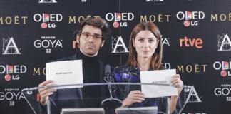 32 edición de los premios Goya