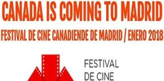 Festival de Cine Canadiense de Madrid 2018