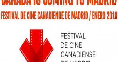 Festival de Cine Canadiense de Madrid 2018