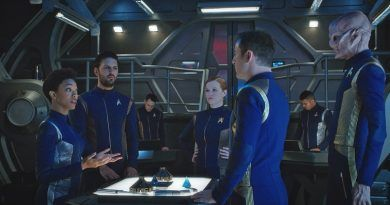 Star Trek Discovery regresa