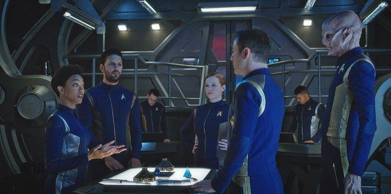 Star Trek Discovery regresa