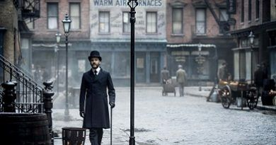serie The Alienist