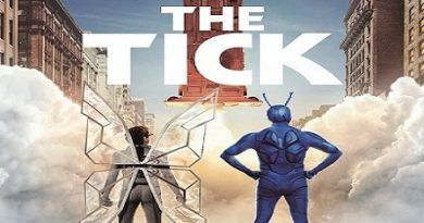 Primera temporada de The Tick