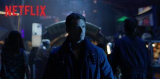 tráiler oficial de Altered Carbon