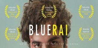 comedia romántica Blue Rai