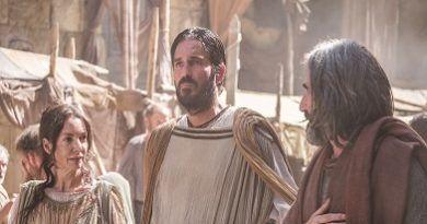 tráiler de Pablo, el Apóstol de Cristo