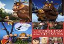 Cine familiar Abril 2018 en la Cineteca con 5 proyecciones de animación