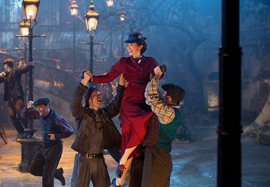 Tráiler de El Regreso de Mary Poppins