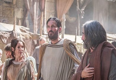 Película Pablo, el apóstol de Cristo