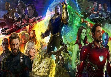 Tráiler de Vengadores Infinity War