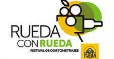 tercera edición Festival de cortometrajes Rueda con Rueda