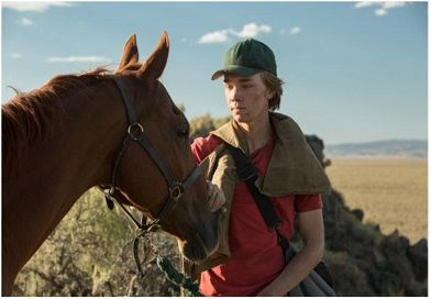 película Lean on Pete