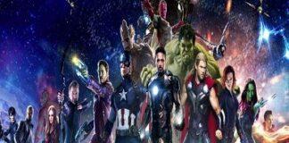 Éxito de taquilla de Vengadores Infinity War