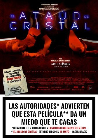 Ataúd de Cristal