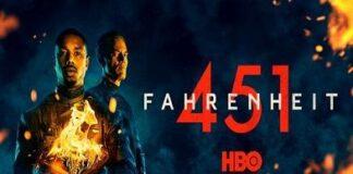 película FAHRENHEIT 451