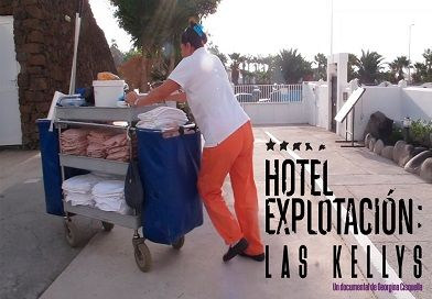documental Hotel Explotación Las Kellys