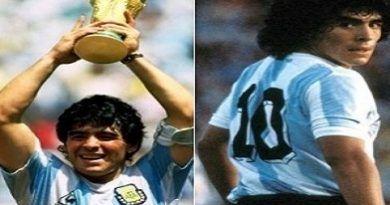 vida de Maradona