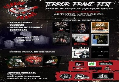 II TERROR FRAME FEST