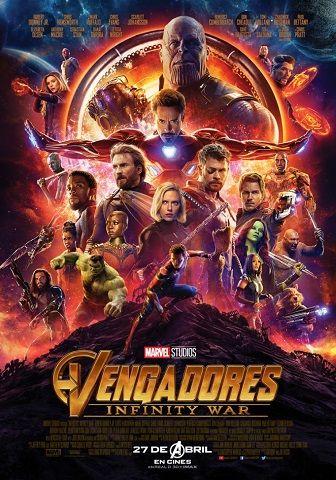 VengadoresInfinity War